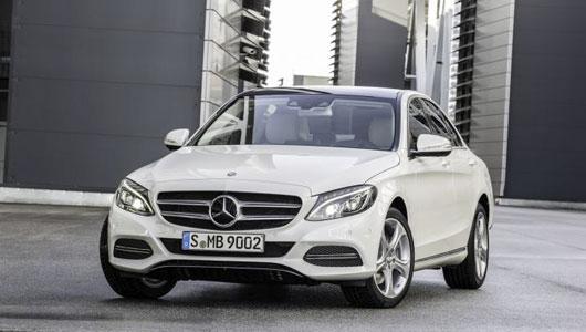 Mercedes-Benz C-Class 2014 chính thức lộ diện