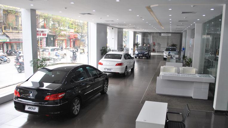 Mua ôtô, nhận xe đạp Peugeot giá 35 triệu đồng