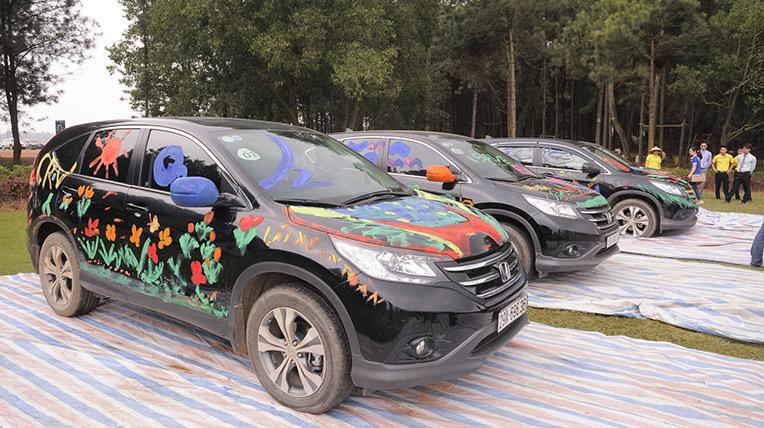Honda CR-V Fun Tour – Kết nối những nụ cười - 2