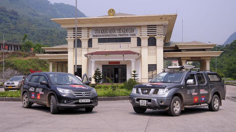 Ngày 8 hành trình Bắc Lào: Lối về