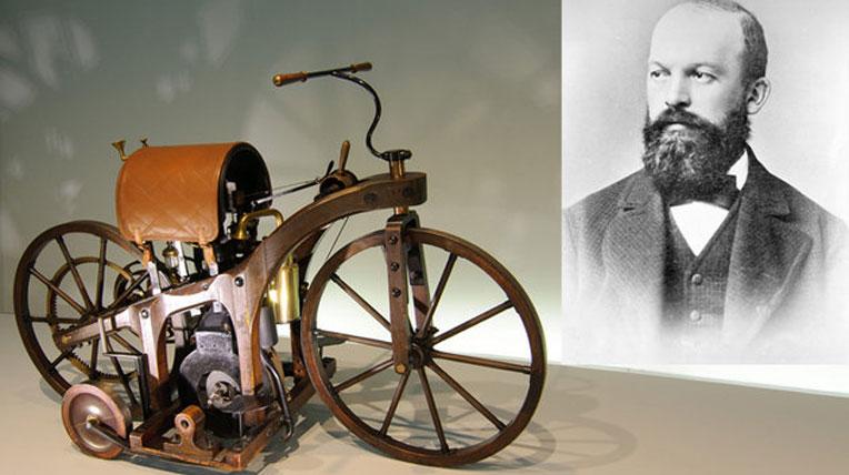 Chiếc xe gắn máy đầu tiên ra đời khi nào? (P.1)