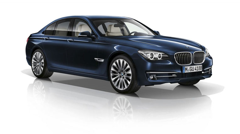 BMW 7-Series Exclusive Edition lộ diện