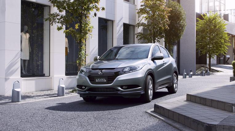 HR-V - Crossover mới của Honda