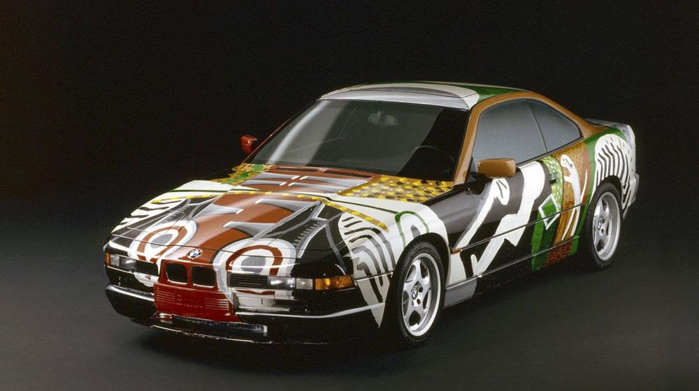 Sinh nhật đặc biệt của BMW 8-Series