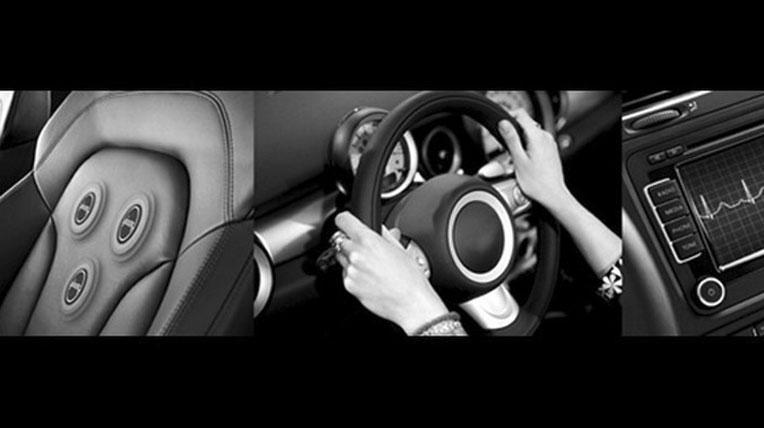 Seat Sensors 0 Thiết bị với công nghệ cảm biến nhịp tim có thể được tích hợp trên ôtô