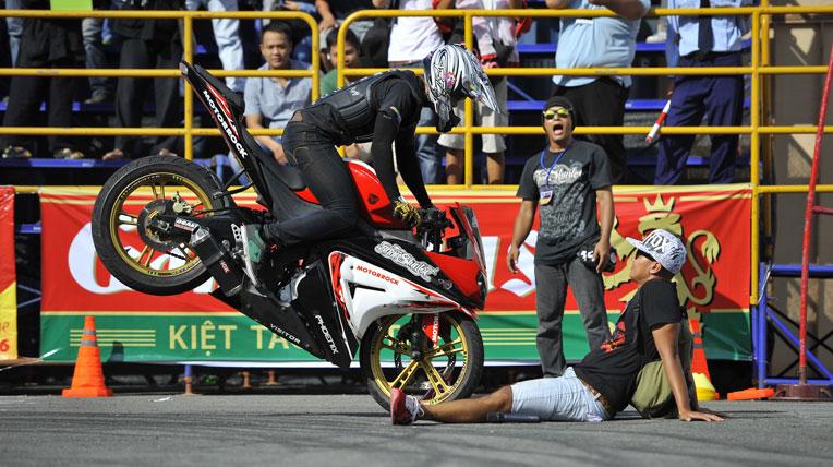 Lễ hội môtô lớn nhất Việt Nam chuẩn bị diễn ra