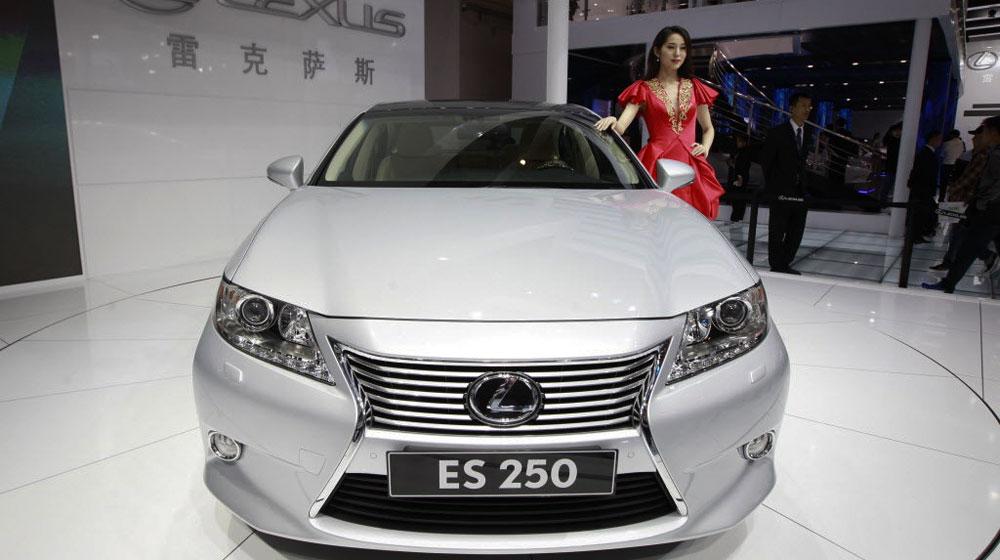 """Lexus """"ngại"""" sản xuất xe ở Trung Quốc"""