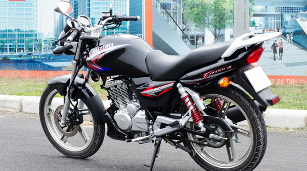 Xe May Suzuki