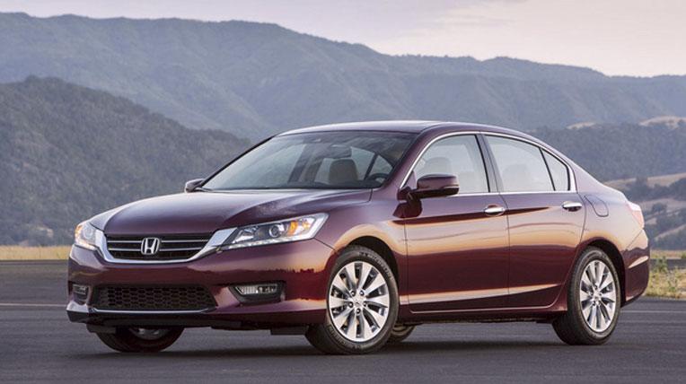 Honda Accord – Xe du lịch bán chạy nhất quý I