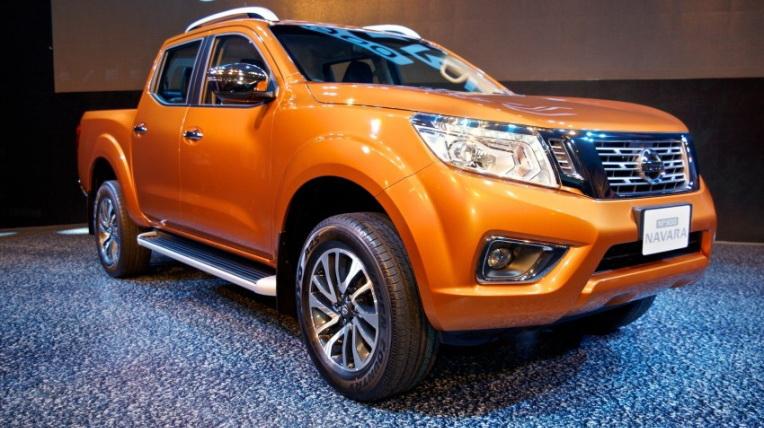 Nissan Navara phiên bản mới