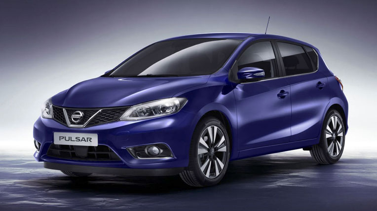 Nissan Pulsar: Đối thủ của Ford Focus