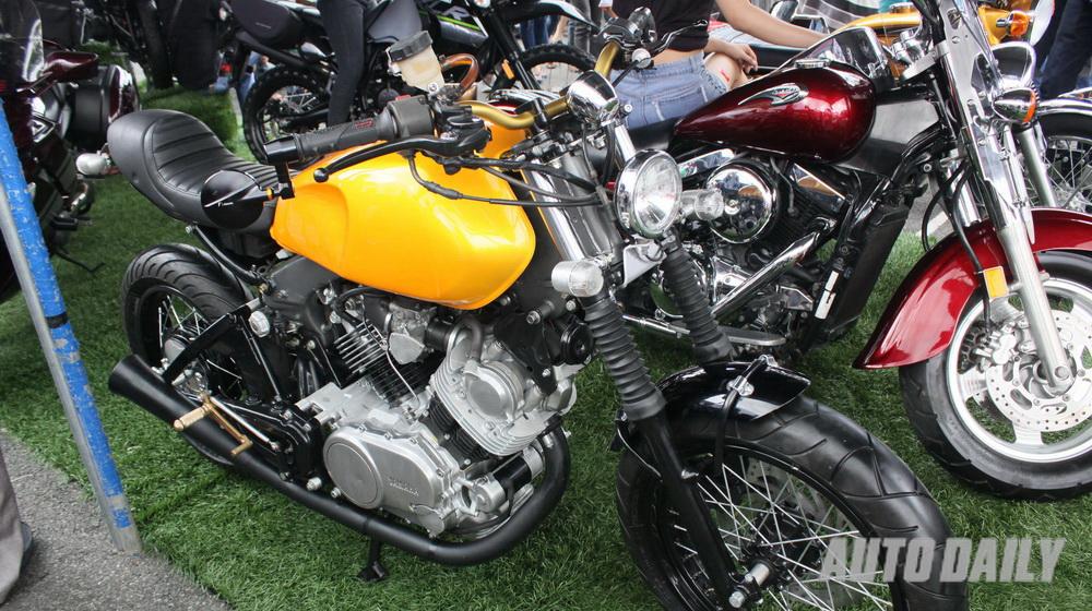 """Ngắm xe """"độc"""" tại Vietnam Motorbike Festival 2014 - 4"""