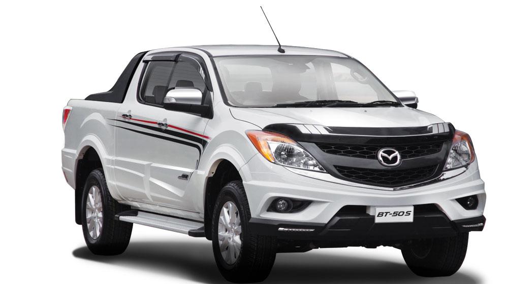 VinaMazda giới thiệu xe bán tải mới BT-50S