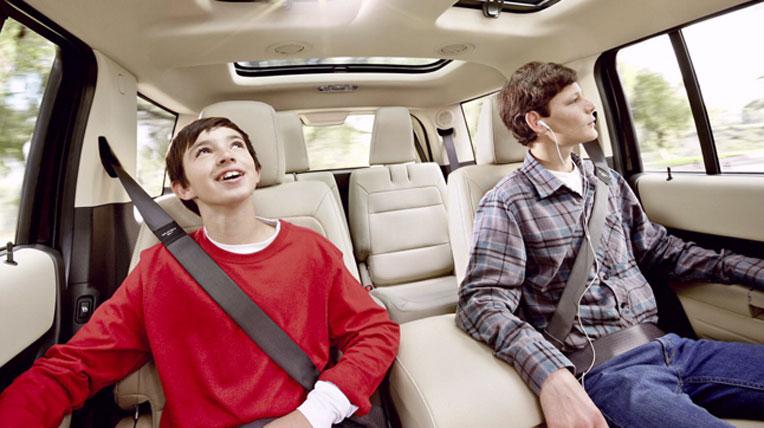 day an toan tu phong Chết vì xem thường không thắt dây an toàn trên ôtô