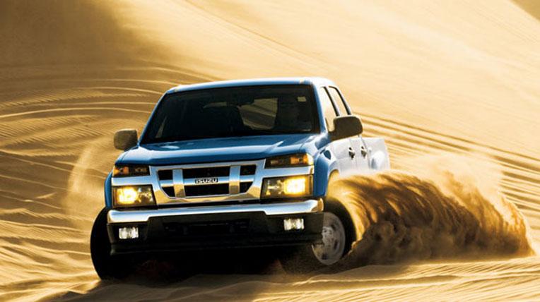 GM và Isuzu hợp tác phát triển xe bán tải cỡ trung