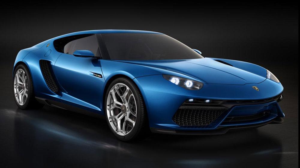 Lamborghini Asterion – Siêu concept 910 mã lực