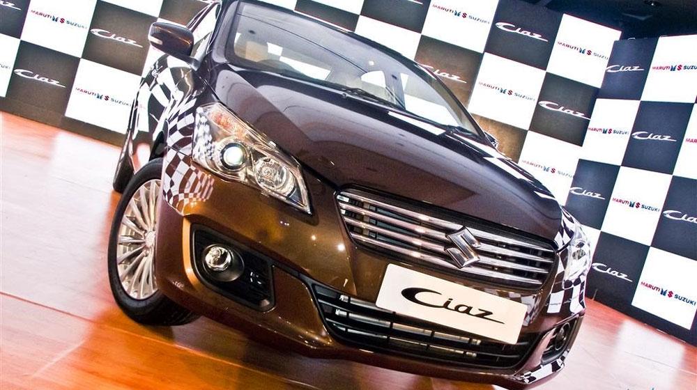 Suzuki Ciaz: Ôtô siêu rẻ, siêu tiết kiệm nhiên liệu