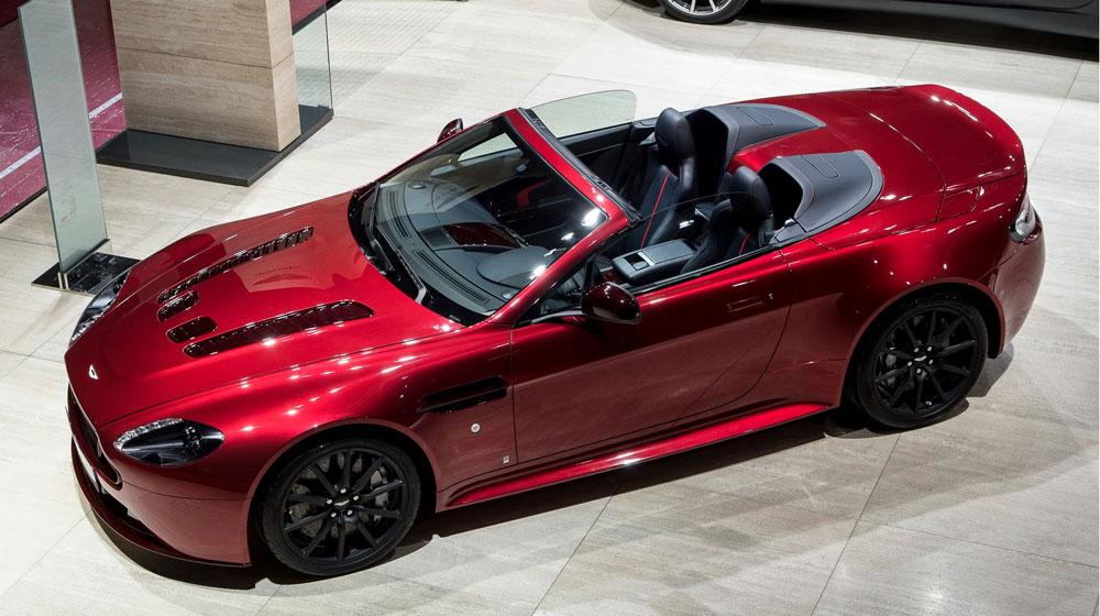 Daimler chưa có kế hoạch thâu tóm Aston Martin