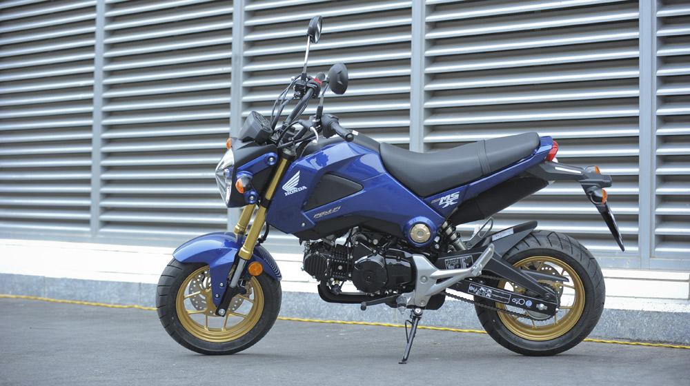 Ngắm chi tiết Honda MSX 125 vừa ra mắt tại Việt Nam
