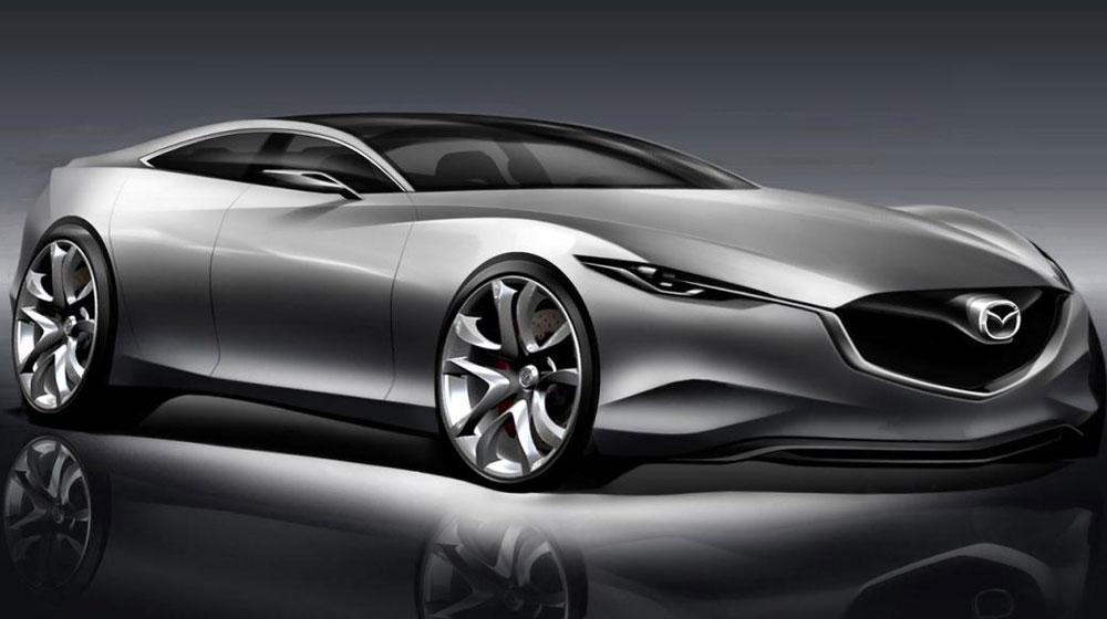 Mazda6 Coupe có thể trình làng vào năm 2016