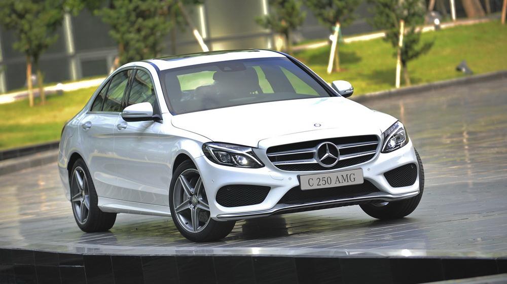 Mercedes benz c250 amg exclusive song ki m h p b ch for Mercedes benz c 250 2014