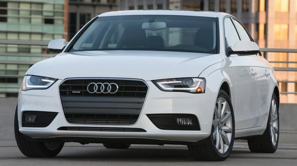 Audi Việt Nam triệu hồi 181 xe A4