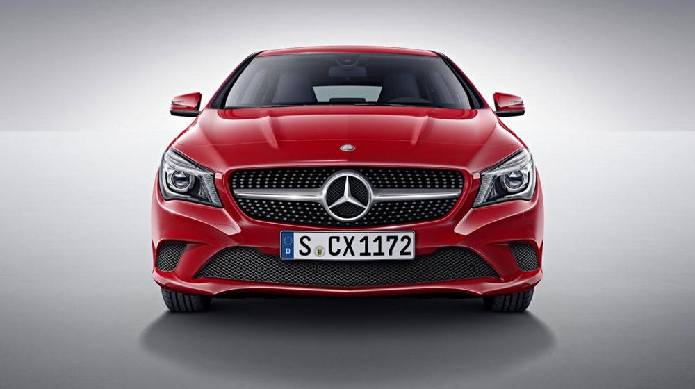 Mercedes CLA và CLA 45 AMG Shooting Brake lộ diện