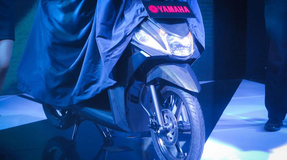 """Yamaha ra mắt xe tay ga giá rẻ """"giật mình"""""""