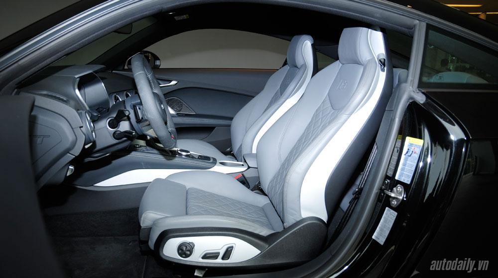 Audi TT Coupe 2015 chào Hà Nội - 3