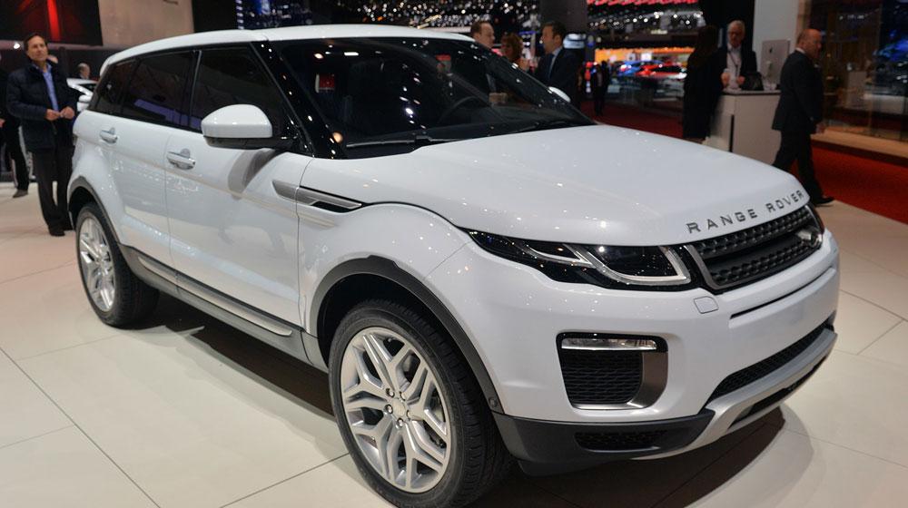 """""""Nữ hoàng"""" Range Rover Evoque 2016 sẽ được bán ở hơn 170 quốc gia"""
