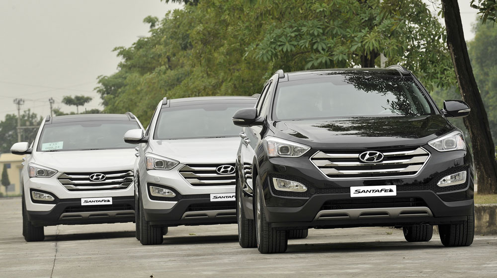 """3 mẫu xe """"hot"""" của Hyundai đồng loạt giảm giá"""