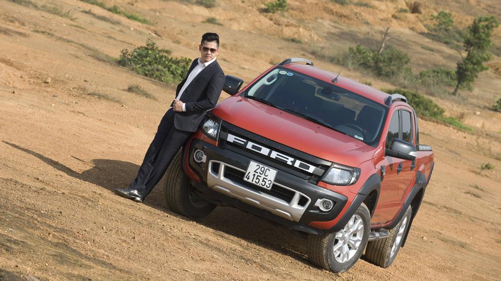 """Ford Ranger """"vô đối"""" trong phân khúc xe bán tải tại Việt Nam"""