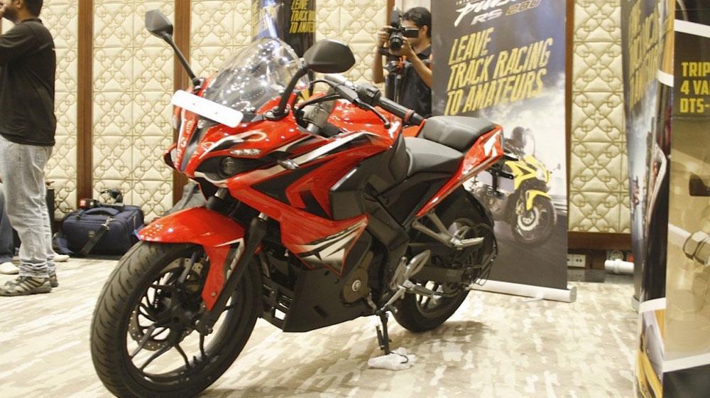 Bajaj Pulsar RS200 nhận 3.500 đơn đặt hàng chỉ trong 1 tháng