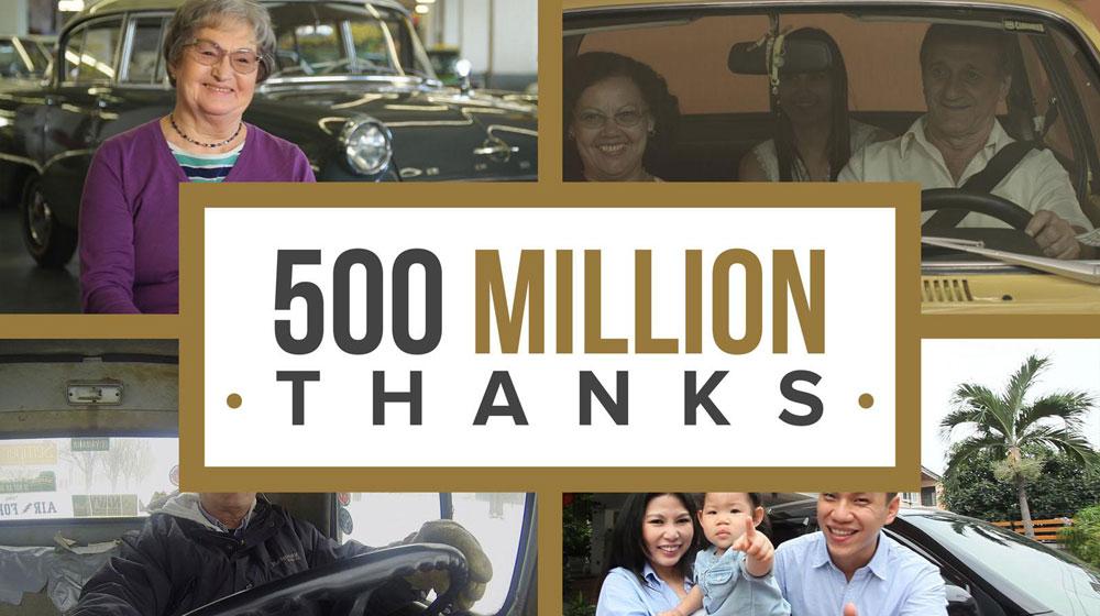 GM sản xuất chiếc xe thứ 500 triệu