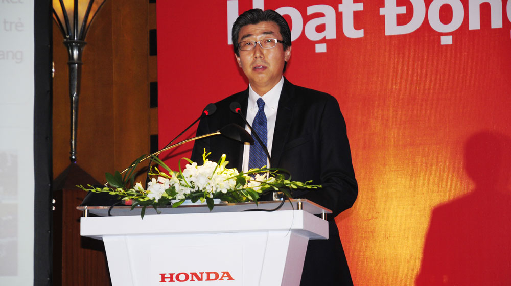 """Honda Việt Nam """"bội thu"""" ở cả mảng ôtô và xe máy"""