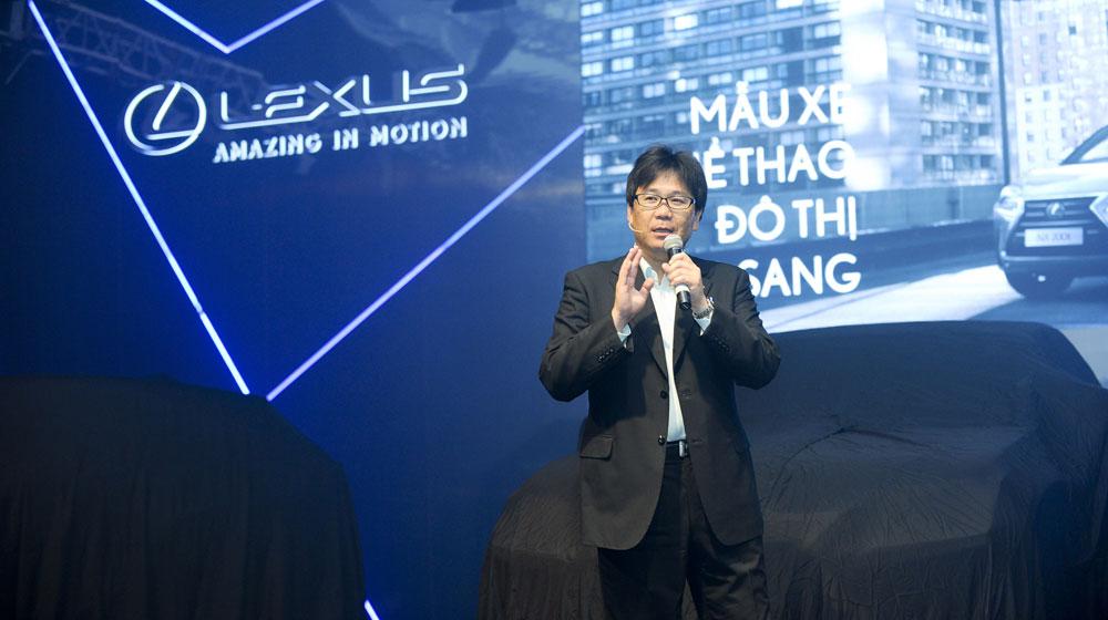 Trò chuyện với kỹ sư trưởng dòng xe Lexus NX