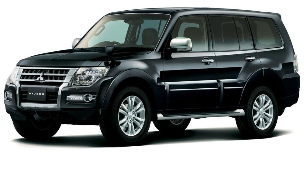 pajero 2016 Mitsubishi Pajero 2016 sắp trình làng  tại thị trường châu Âu