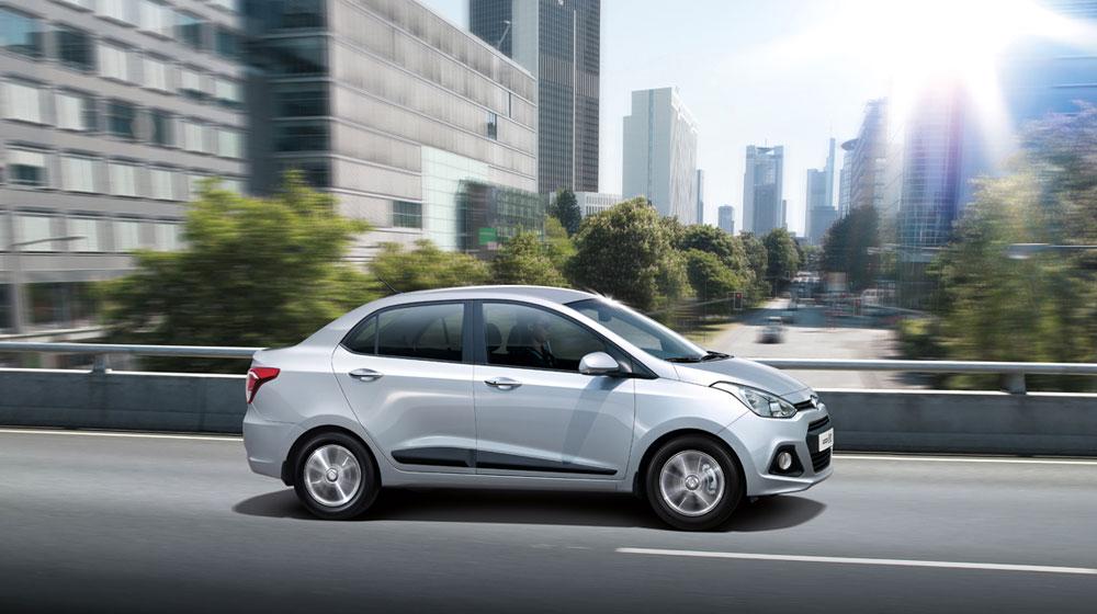 Hyundai Grand i10 sedan bản nâng cấp giá 439 triệu đồng