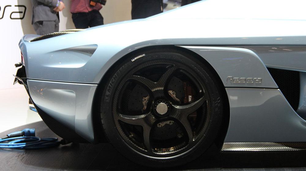 Koenigsegg Regera 4 Chiêm ngưỡng siêu xe hybrid Koenigsegg Regera có giá 2,34 triệu USD