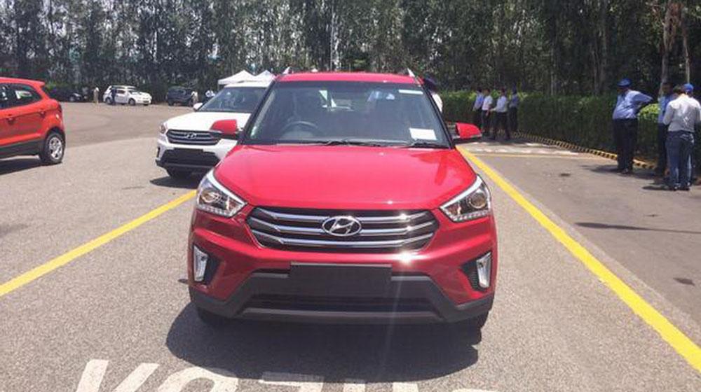 Hyundai Creta có thể được đưa về Việt Nam