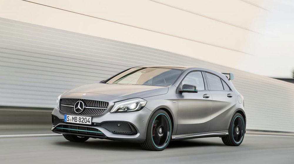 Mercedes đầu tư 1 tỷ euro sản xuất dòng xe cỡ nhỏ