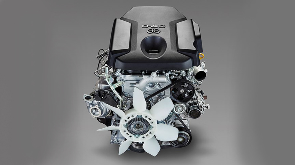Động cơ Toyota Hilux và Fortuner 2016 sẽ đem lại bất ngờ gì?