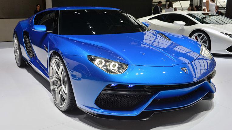 """Ưu tiên """"siêu SUV"""" Urus, Lamborghini bỏ ý định sản xuất Asterion"""