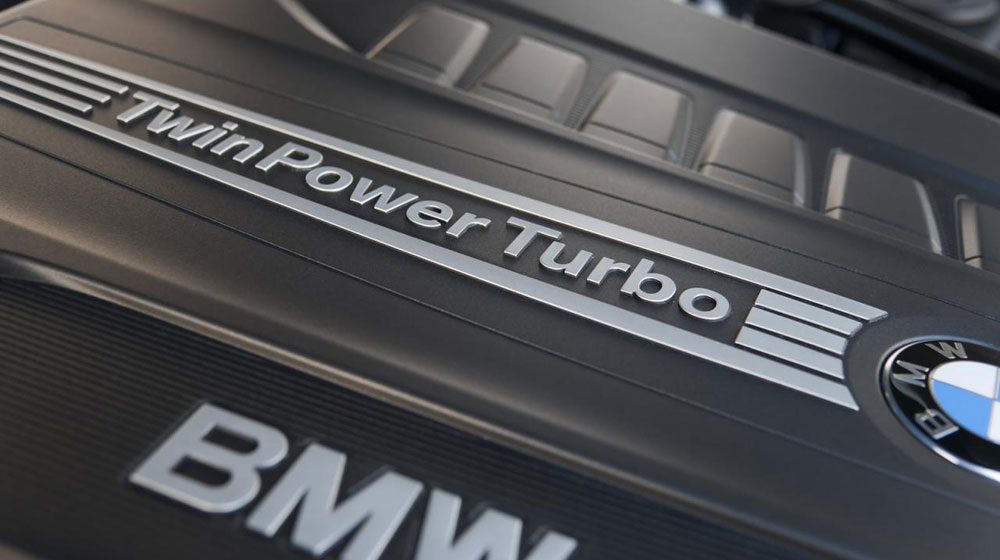 BMW 750d xDrive trang bị động cơ diesel quad-turbo sắp trình làng