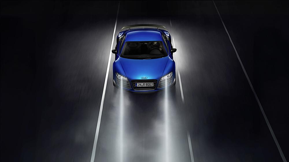 Lịch sử phát triển đèn pha hơn 100 năm của Audi