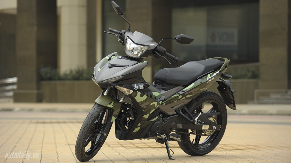 Yamaha Exiter 150 2015 Autos Post