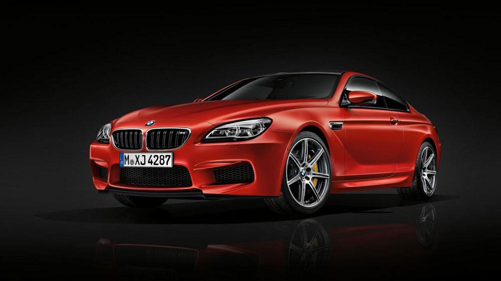 BMW giới thiệu M6 Competition Edition
