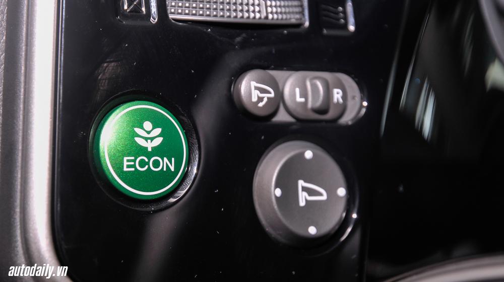 Soi bản nâng cấp Honda City 2016 tại đại lý