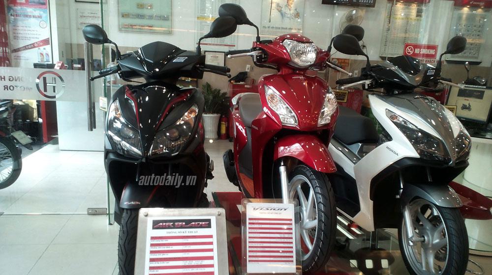 Đến thời người Việt đi xe máy giá trăm triệu