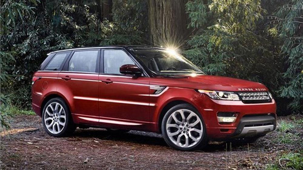 Đội hình xe Jaguar Land Rover sắp xuất hiện tại Hà Nội